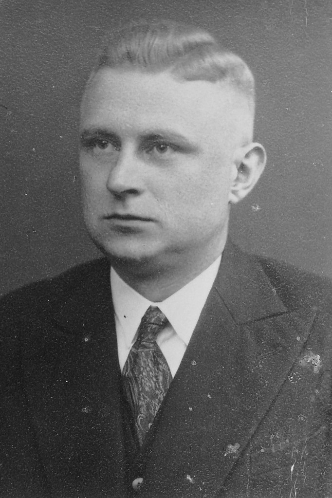 4. Brandmeister Johann Wülpern 1945-1964