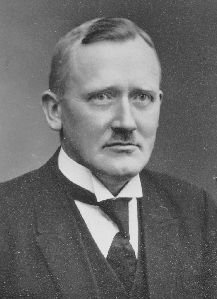 4. Brandmeister Henry Kloppenburg 1925-1945