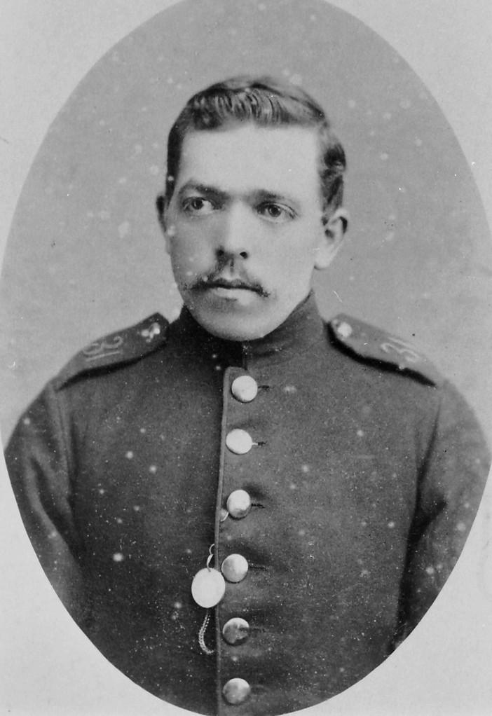 2. Brandmeister Johann Seba 1902-1922