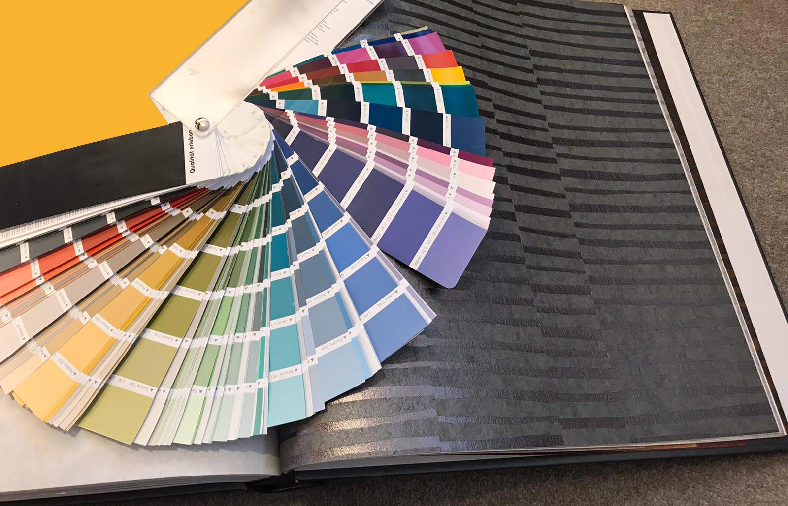 individuelle Farbberatung & Konzepterstellung