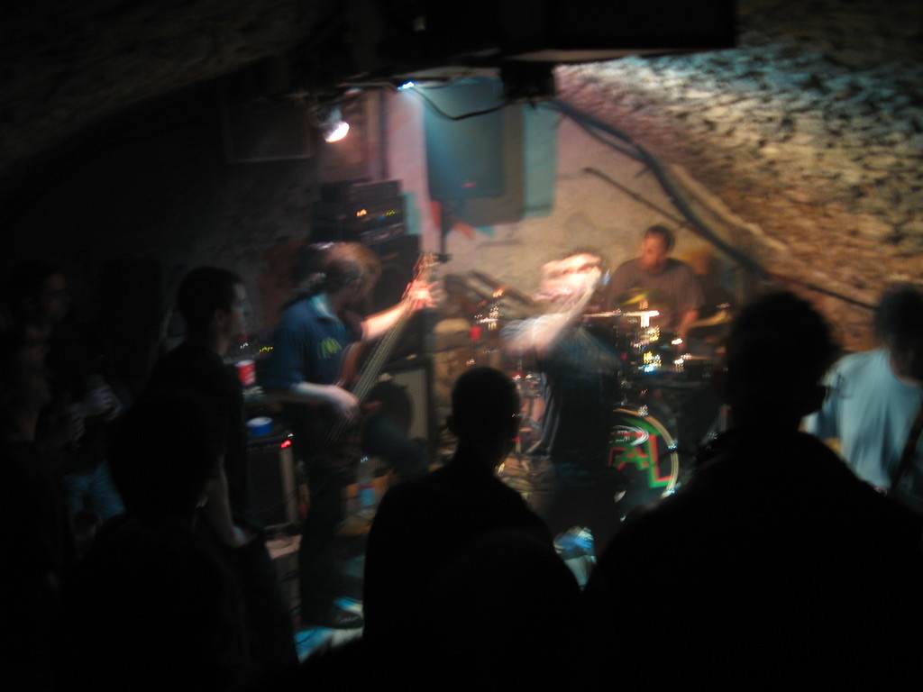 Concert au Trokson, Lyon