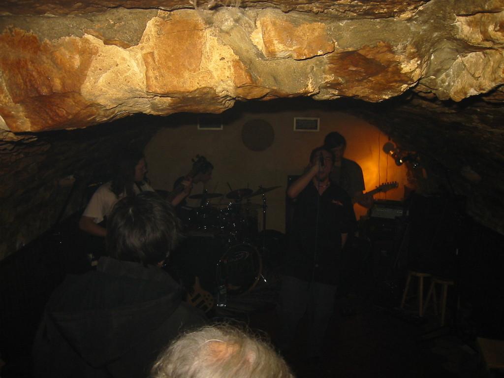 Concert au bar des Capucins, Lyon