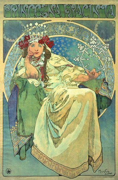 L'Art Nouveau et A. Mucha