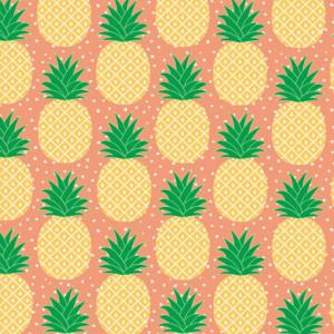 Papier washi motif ananas
