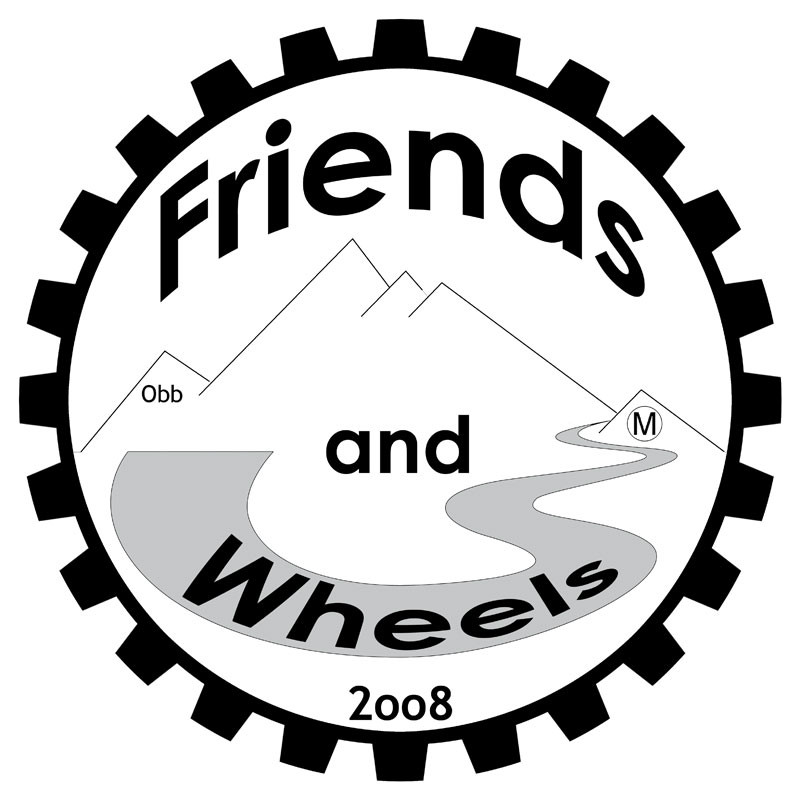 Das FAW Logo in SW