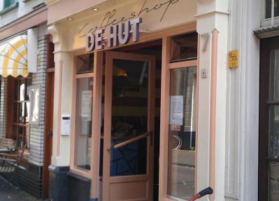 Coffeeshop Cannabis Café de Hut Den Haag (The Hague)