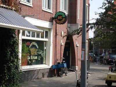 Coffeeshop De Kroon-2 Amsterdam