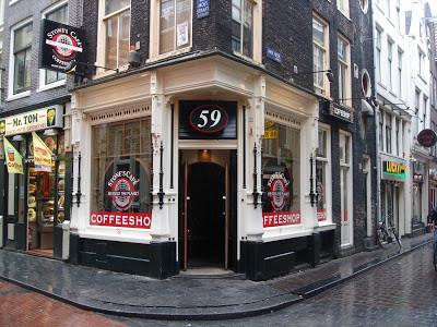 Coffeeshop Weedshop Stone's Corner Amsterdam