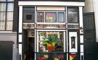 Coffeeshop Weedshop Bushman Lion of Judah Amsterdam