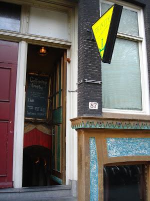 Coffeeshop Weedshop Trinity Amsterdam