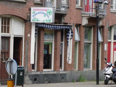 Coffeeshop Weedshop Nachtegaal Amsterdam