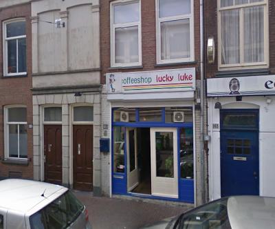 Coffeeshop Cannabiscafe Lucky Luke Nijmegen