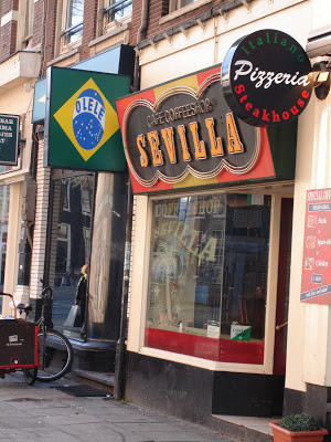 Coffeeshop Weedshop Sevilla Amsterdam