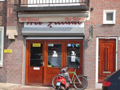 Coffeeshop Weedshop Het Filliaal Amsterdam