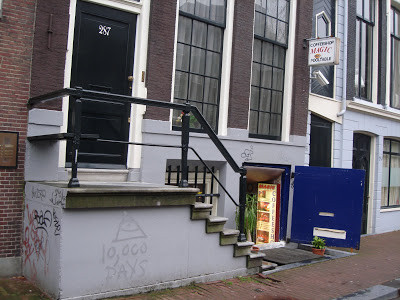 Coffeeshop Weedshop Magic Amsterdam