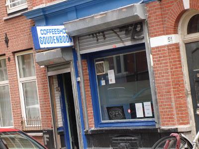 Coffeeshop Weedshop Gouden Boon
