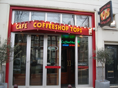 Coffee Tops Amsterdam