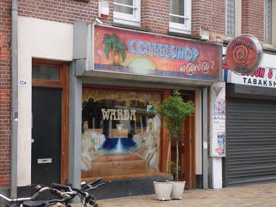 Coffeeshop Weedshop Warda-2 Amsterdam