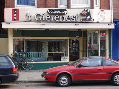 Coffeeshop Weedshop Het Gierenest Amsterdam