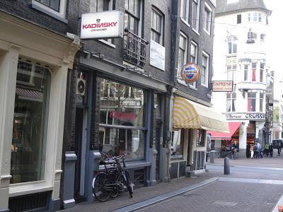 Coffeeshop Cannabis Café Kadinsky Amsterdam
