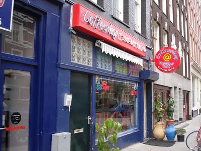 Coffeeshop Weedshop Carmona Amsterdam