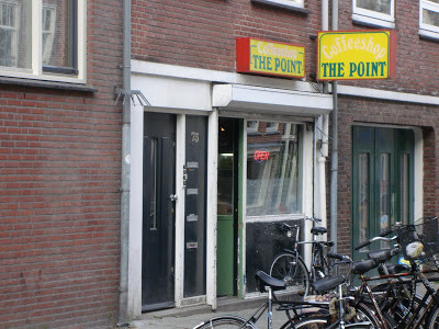 Coffeeshop Weedshop The Point Amsterdam