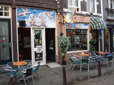 Coffeeshop Weedshop The Rookies Amsterdam
