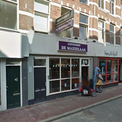 Coffeeshop Cannabis Café de Mazzelaar Den Haag (The Hague)