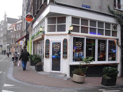 Coffeeshop Weedshop La Grotte Amsterdam