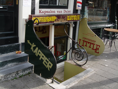 Coffeeshop Weedshop Little Amsterdam