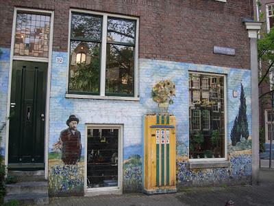 Coffeeshop Weedshop La Tertulia Amsterdam