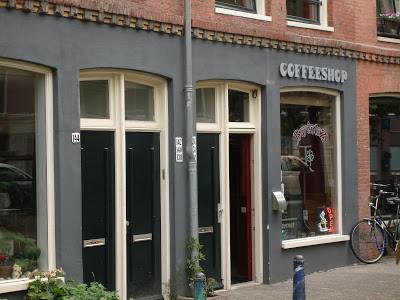Coffeeshop Weedshop Barentz Amsterdam