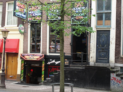 Coffeeshop Weedshop The Bassment Amsterdam