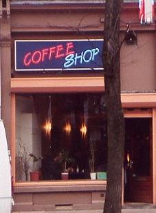 Coffeeshop Cannabis Café Sky High Rotterdam