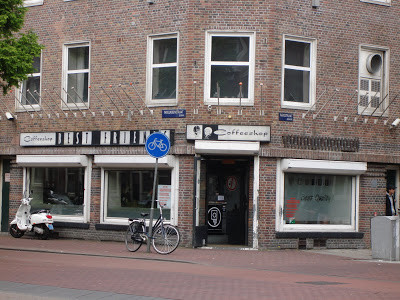 Coffeeshop Weedshop Best Friends Amsterdam
