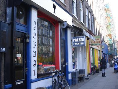 Coffeeshop Weedshop De Graal Amsterdam