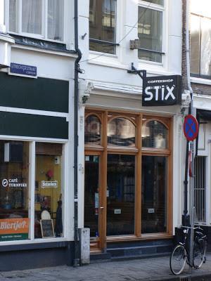 Coffeeshop Weedshop Stix Amsterdam