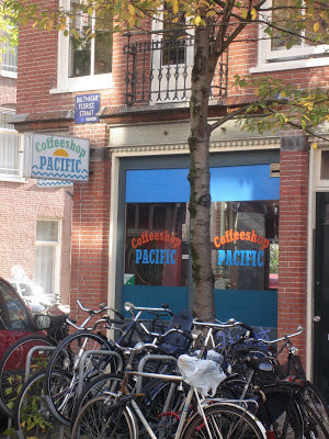 Coffeeshop Weedshop Pacific Amsterdam