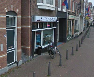 Coffeeshop Cannabis Café London Den Haag (The Hague)