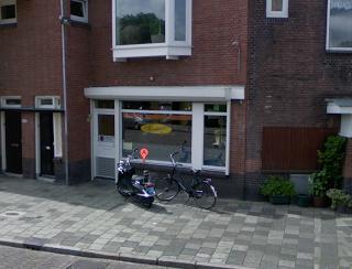 Coffeeshop Cannabiscafe Sandman Haarlem