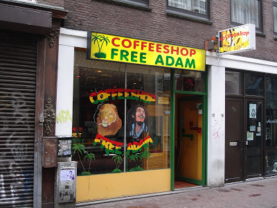 Coffeeshop Weedshop Free Adam Amsterdam