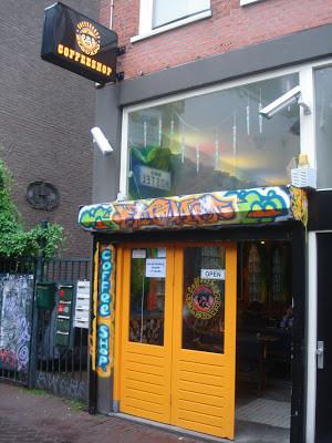 Coffeeshop Weedshop El Guapo Amsterdam