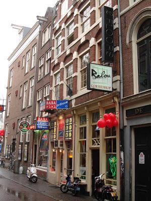 Coffeeshop Weedshop Balou Amsterdam