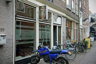 Coffeeshop Cannabiscafe The Lounge Haarlem