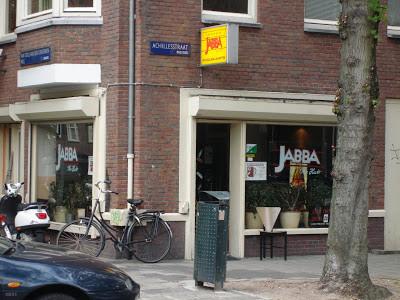 Coffeeshop Weedshop Jabba Amsterdam