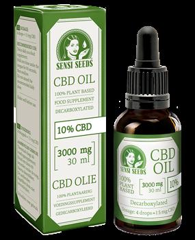 CBD Oil 10% 30ml € 108,-