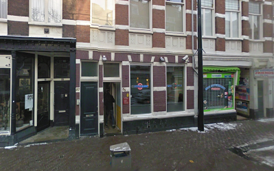 Coffeeshop Cannabis Café Waterworld Den Haag (The Hague)