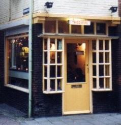 Coffeeshop Cannabiscafe Theehuis Haarlem