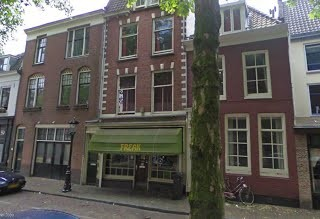 Coffeeshop Cannabis Café Freak Utrecht
