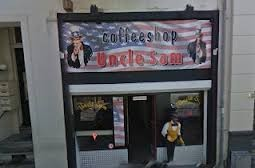 Coffeeshop Weedshop Uncle Sam Arnhem